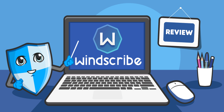 Windscribe VPN for Mac
